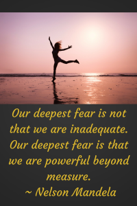 Fear Quote Blog#1
