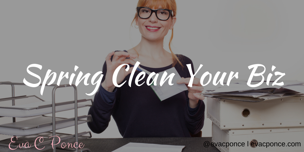 Spring Clean Your Business in 5 Easy Steps