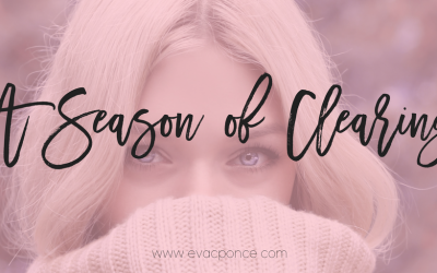 A season for clearing!